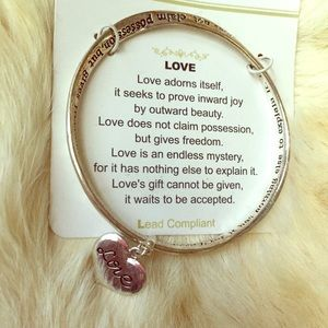 Jewelry - Love Bangle Bracelet